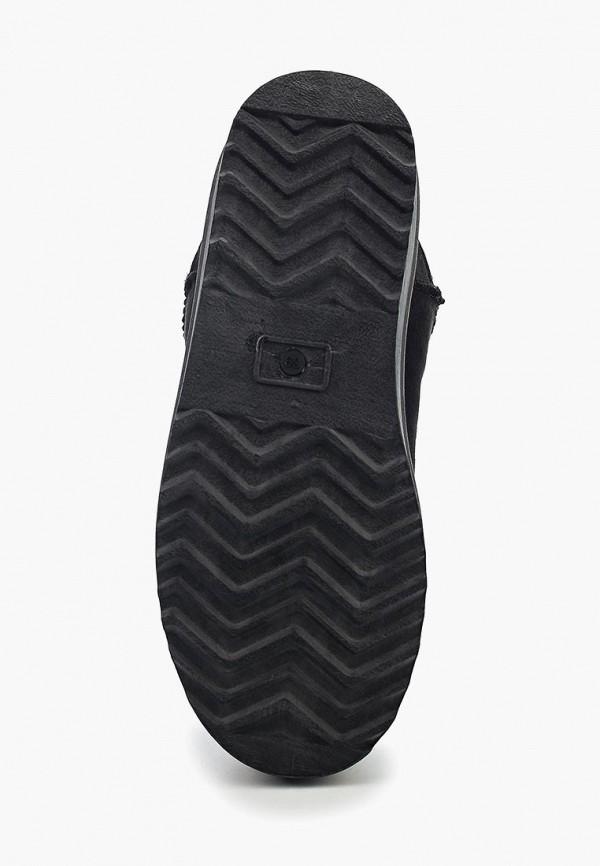 Фото 3 - Полусапоги Super Mode черного цвета