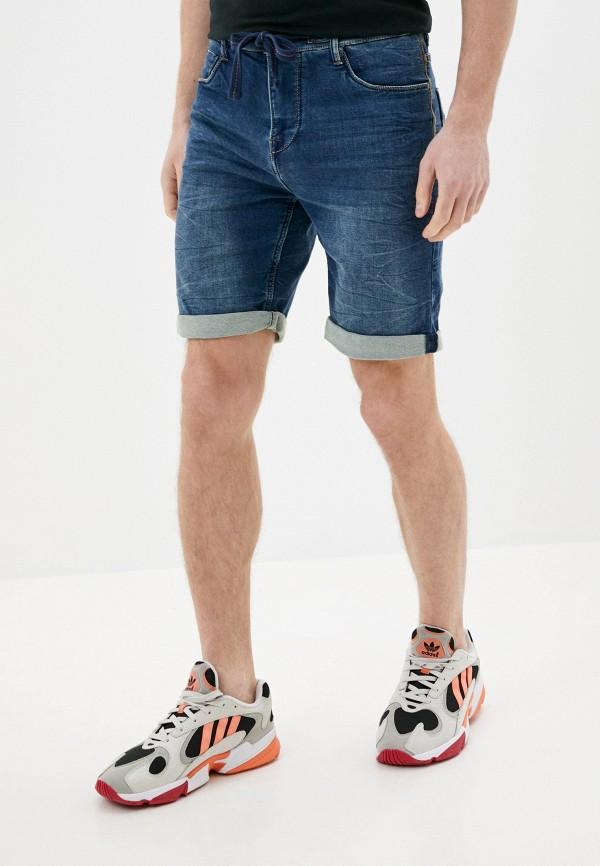 мужские джинсовые шорты sublevel, синие
