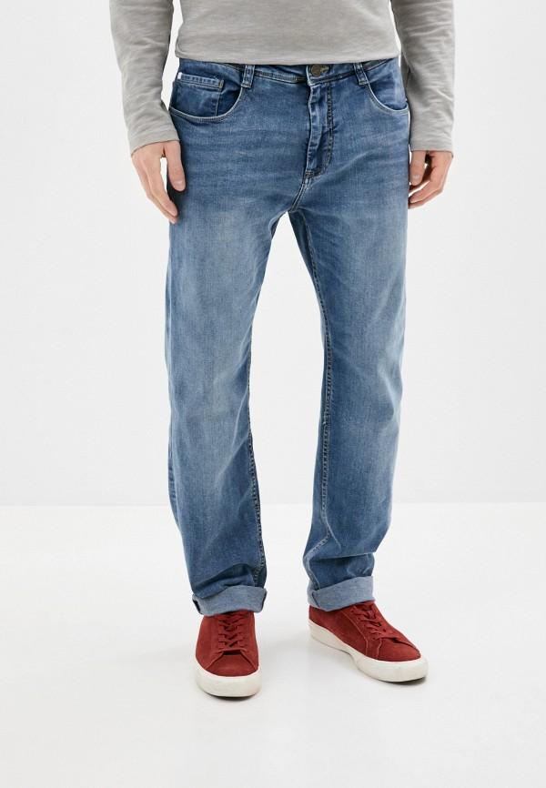 мужские прямые джинсы sublevel, голубые
