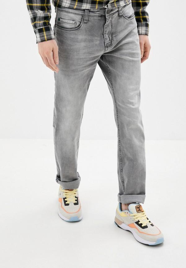 мужские прямые джинсы sublevel, серые
