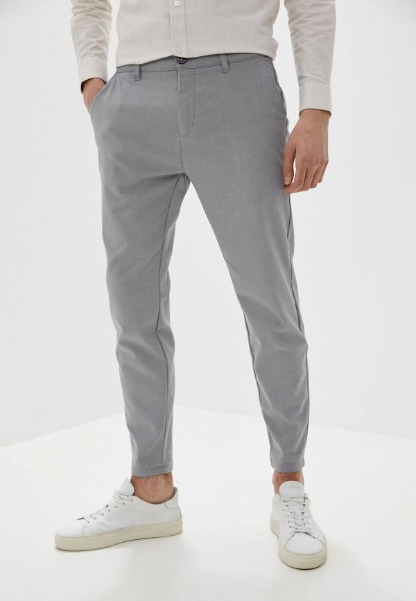 мужские повседневные брюки sublevel, серые