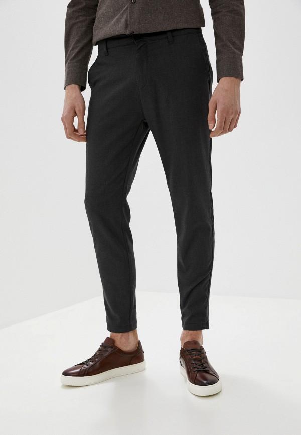 мужские классические брюки sublevel, серые