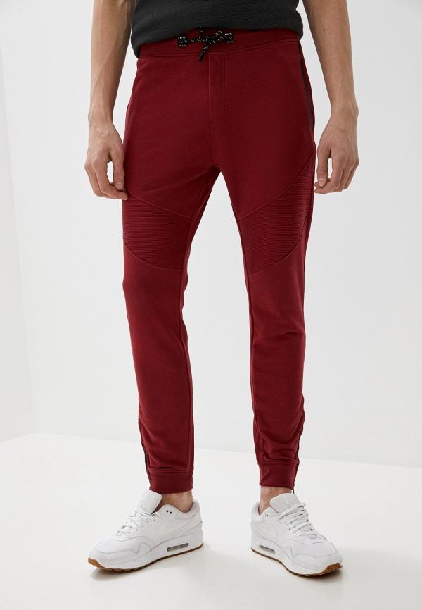 мужские спортивные брюки sublevel, бордовые
