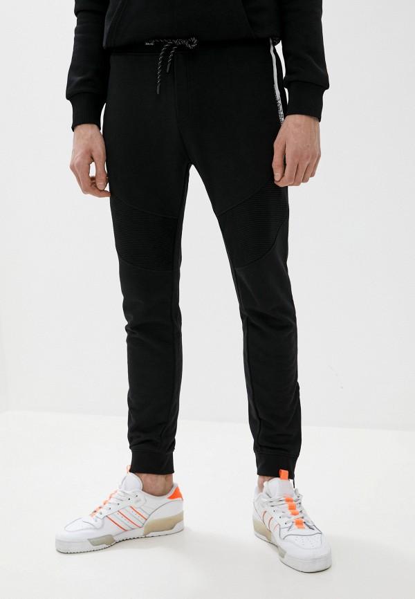 мужские спортивные брюки sublevel, черные