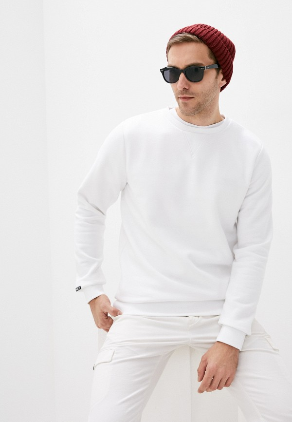 мужской свитшот sublevel, белый