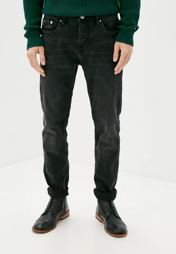 мужские зауженные джинсы sublevel, серые