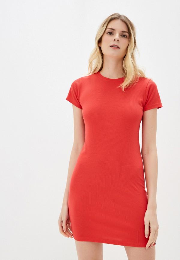 женское платье sublevel, красное