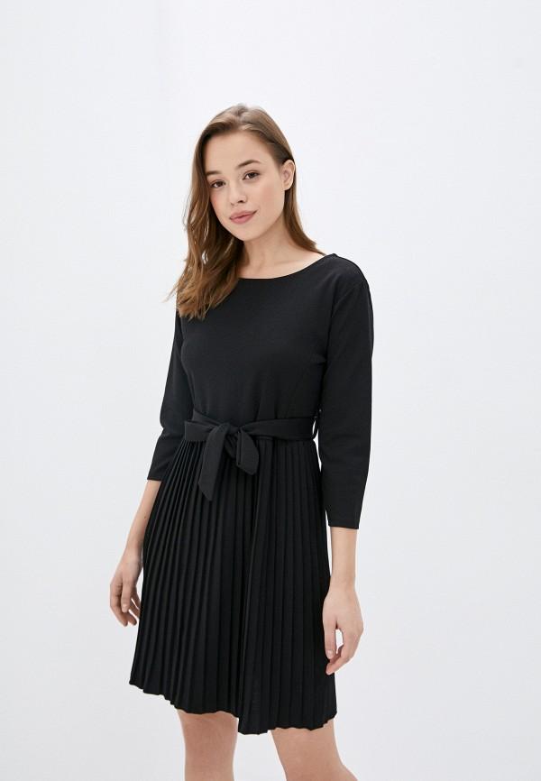 женское повседневные платье sublevel, черное