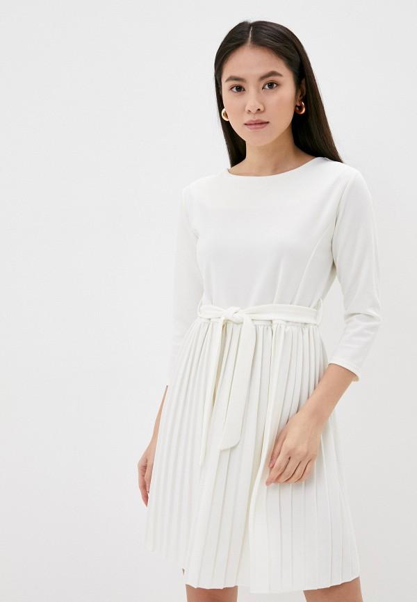 женское повседневные платье sublevel, белое