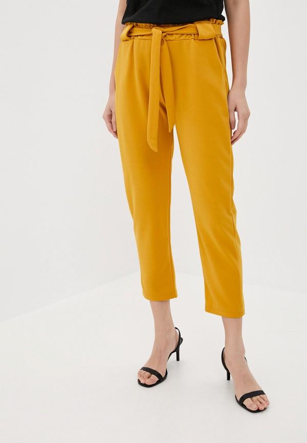 женские брюки sublevel, желтые