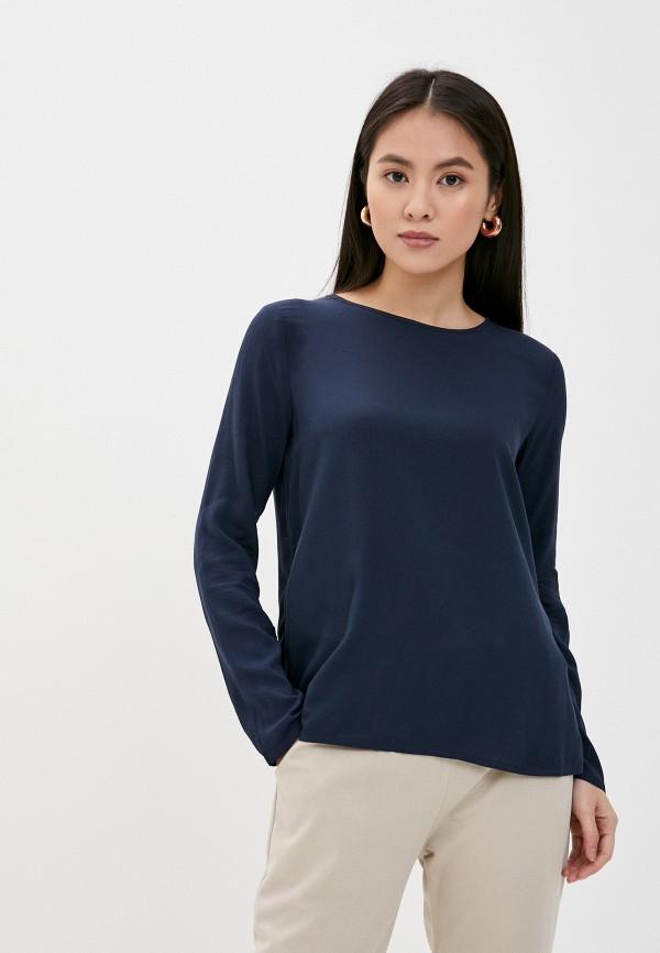 женская блузка sublevel, синяя