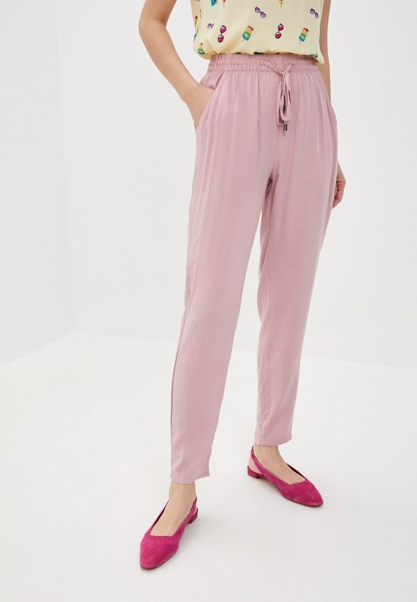 женские брюки sublevel, розовые