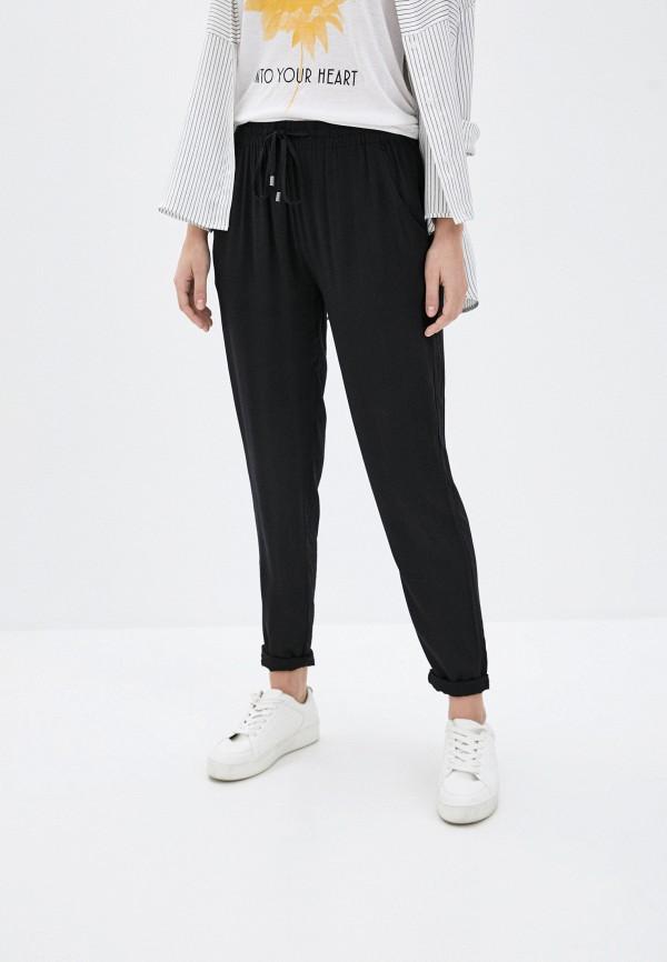 женские повседневные брюки sublevel, черные