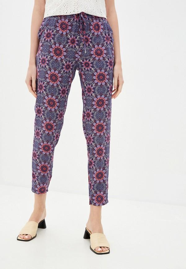 женские брюки sublevel, синие