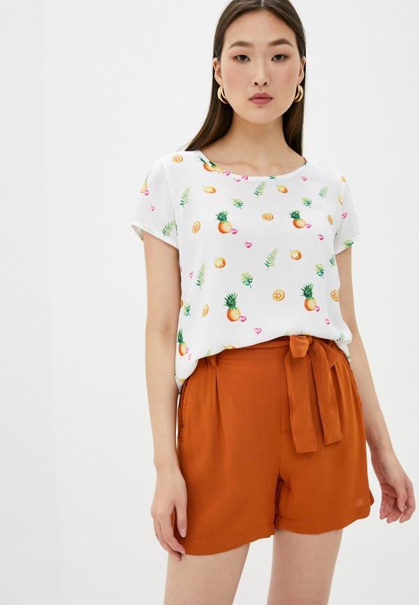 женская блузка sublevel, белая