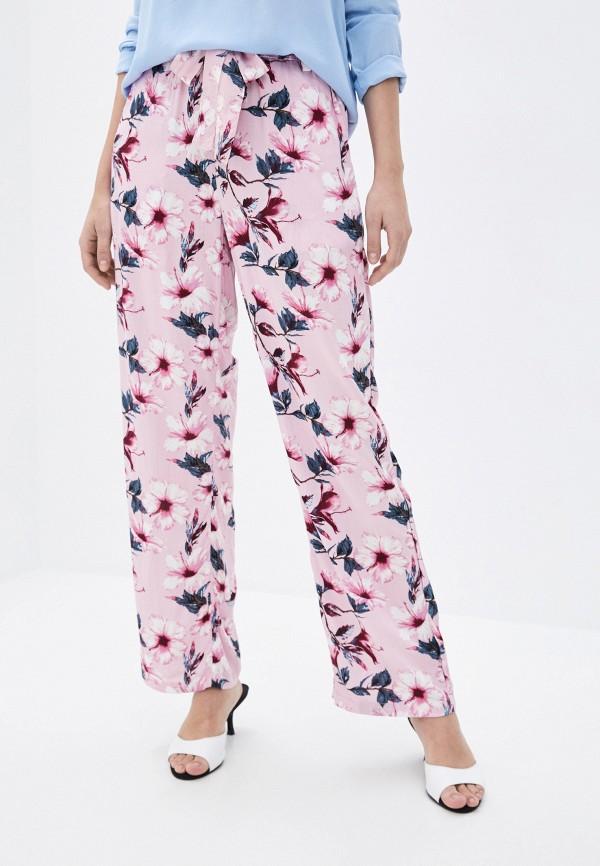 женские повседневные брюки sublevel, розовые