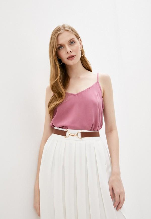 женский топ sublevel, розовый
