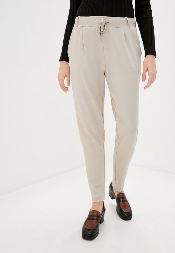 женские повседневные брюки sublevel, бежевые