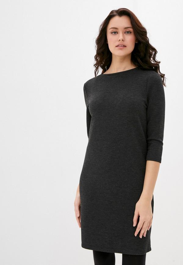 женское повседневные платье sublevel, серое