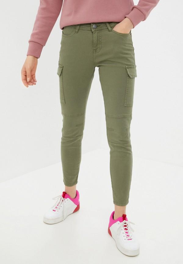 женские брюки sublevel, хаки