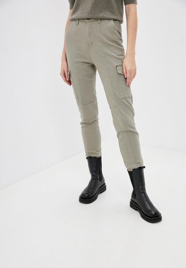 женские брюки sublevel, бежевые