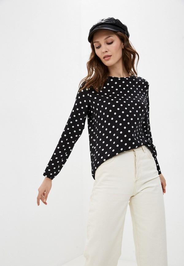 женская блузка sublevel, черная