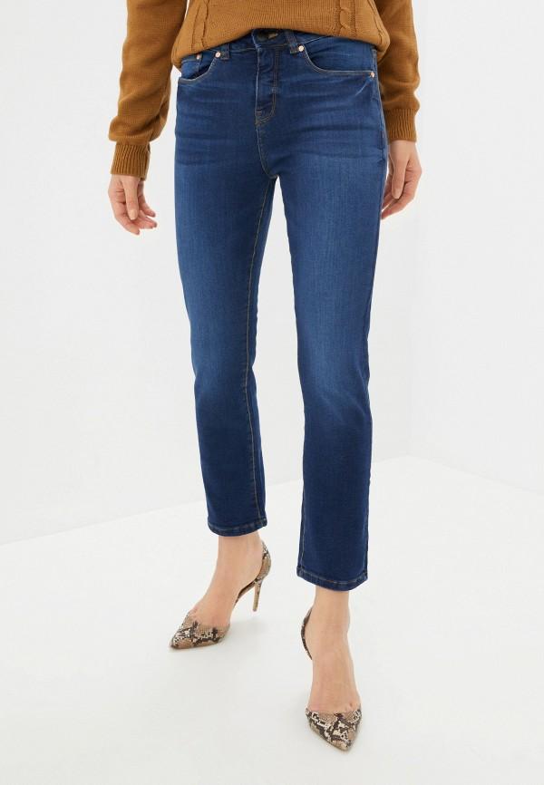 женские джинсы sublevel, синие