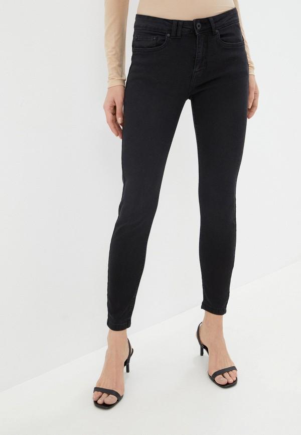 женские джинсы sublevel, черные