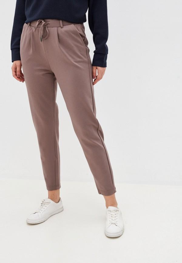 женские брюки sublevel, коричневые