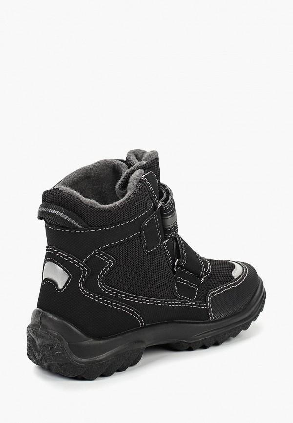 Фото 2 - Ботинки Superfit черного цвета
