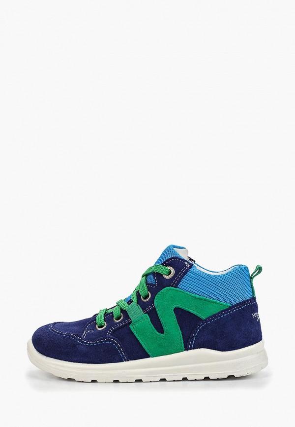 Кроссовки Superfit Superfit SU057ABENMQ4 superfit superfit ботинки демисезонные серые