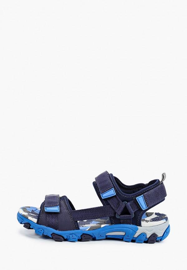 сандалии superfit для мальчика, синие