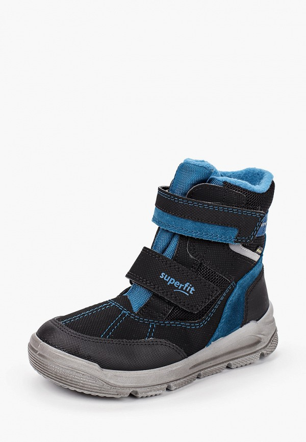 Ботинки для мальчика Superfit 1-009077-0000 Фото 2
