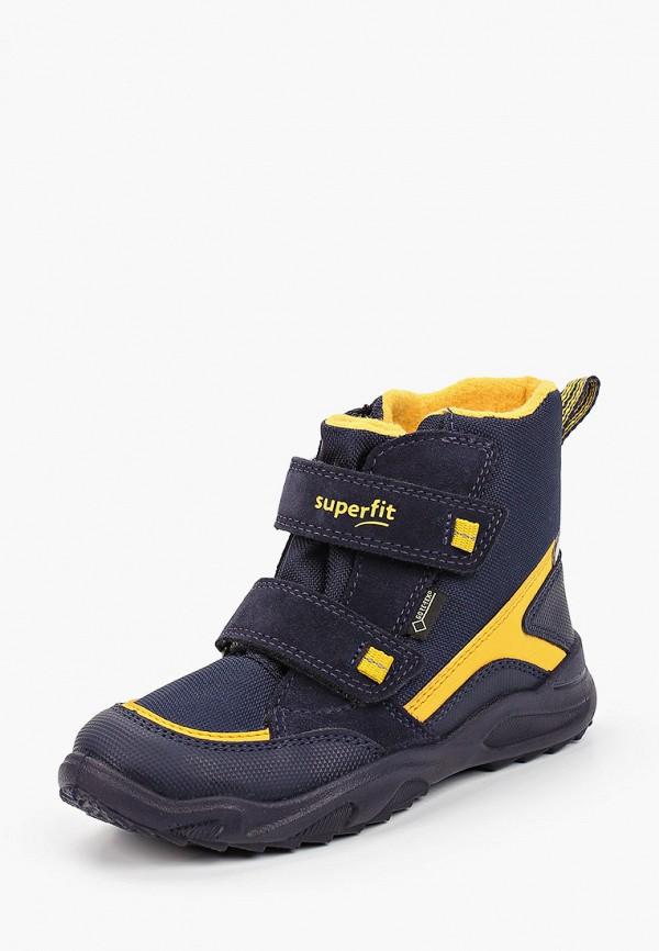 Ботинки для мальчика Superfit 1-009235-8100 Фото 2