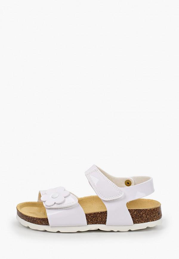 сандалии superfit для девочки, белые