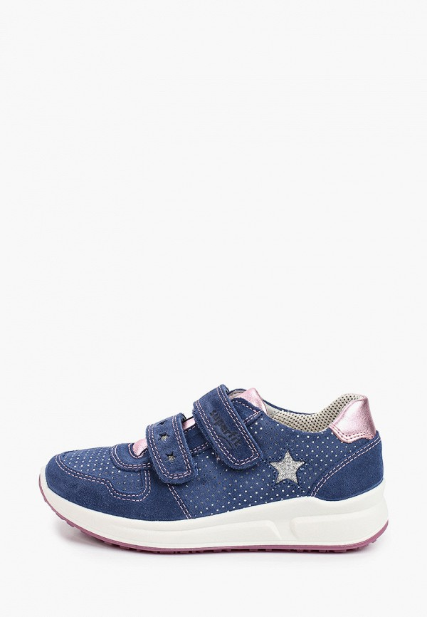 кроссовки superfit для девочки, синие