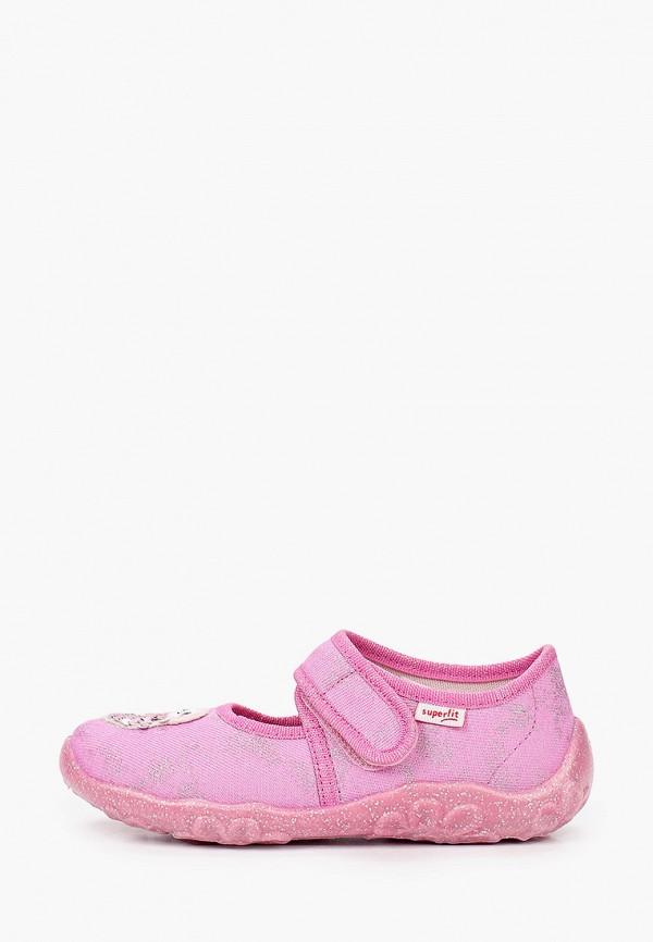 Туфли для девочки Superfit 1-000280-5500