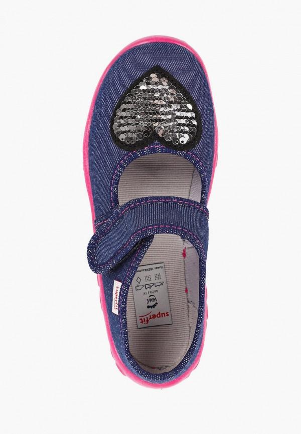 Тапочки для девочки Superfit 1-000280-8000 Фото 4