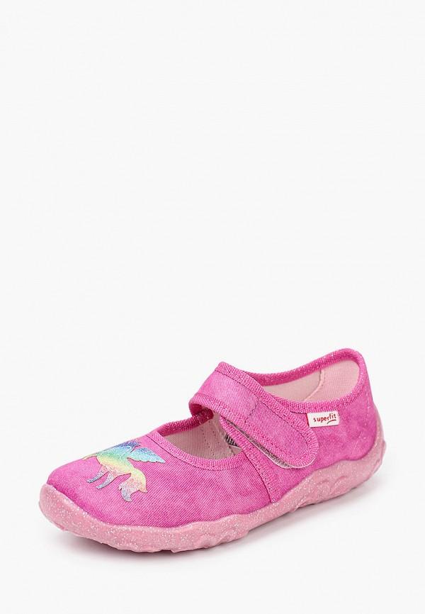 Туфли для девочки Superfit 1-000281-5500 Фото 2