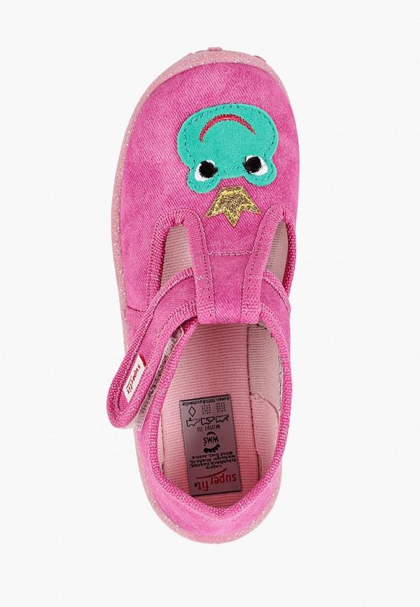 Туфли для девочки Superfit 1-009256-5500 Фото 4