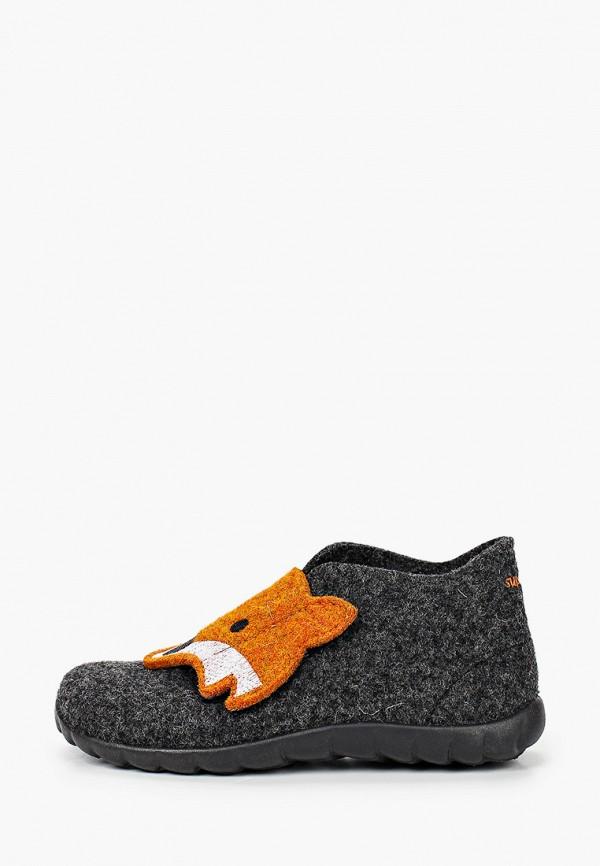 ботинки superfit малыши, серые