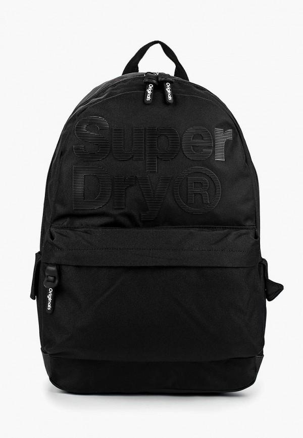 Купить Рюкзак Superdry, SU789BMBYNQ1, черный, Осень-зима 2018/2019