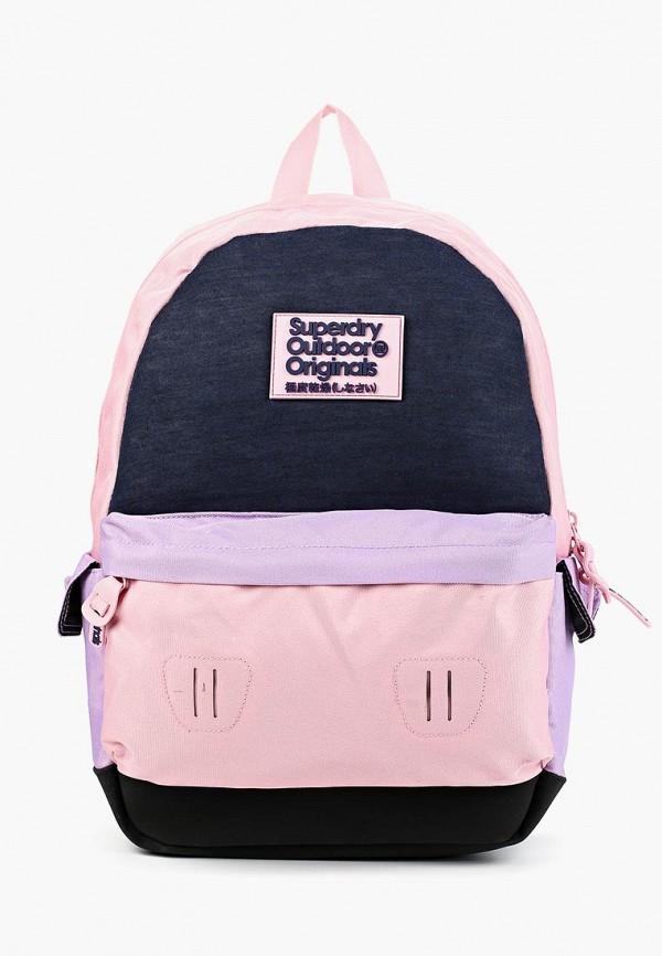 Фото - Мужской рюкзак Superdry разноцветного цвета