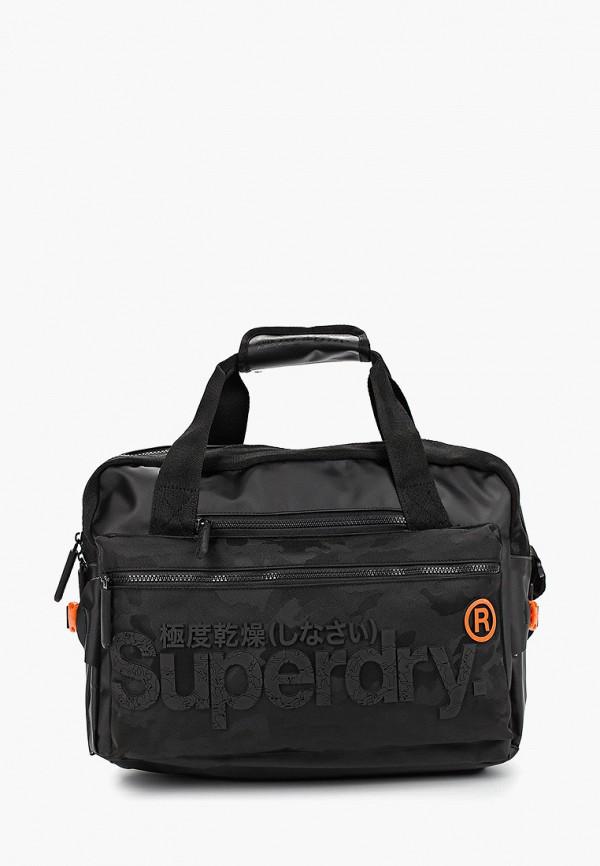 купить Сумка Superdry Superdry SU789BMGQFM5 дешево