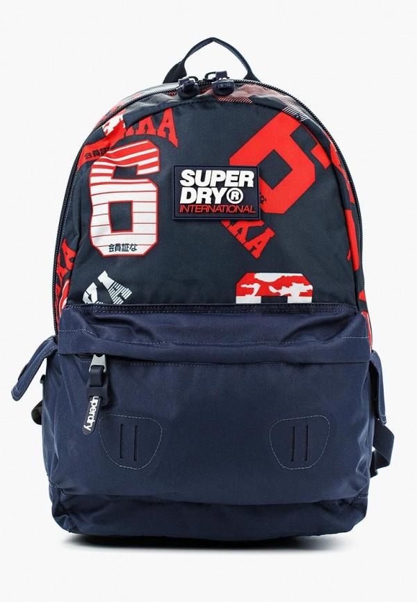 Рюкзак Superdry Superdry SU789BMUYQ05 рюкзак superdry g91002cq afb