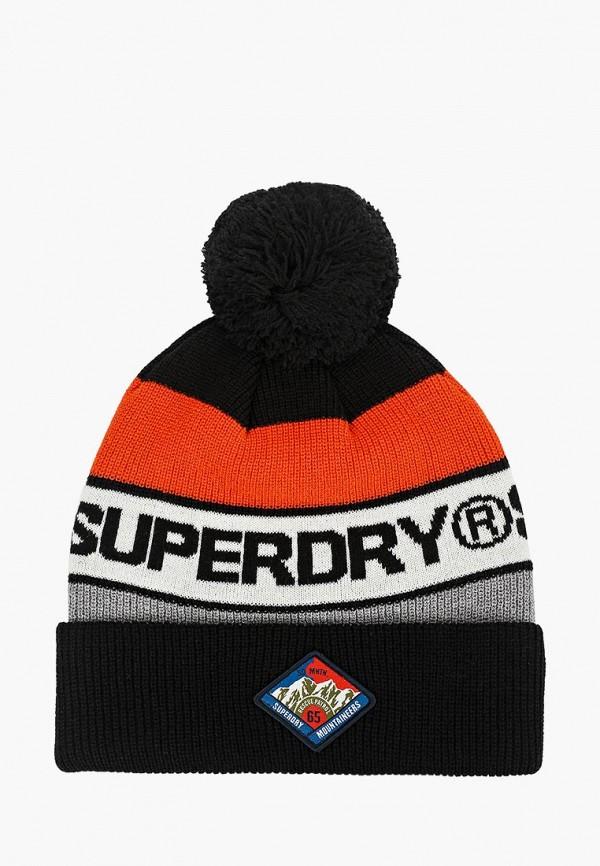 Шапка Superdry Superdry SU789CMBYNP7