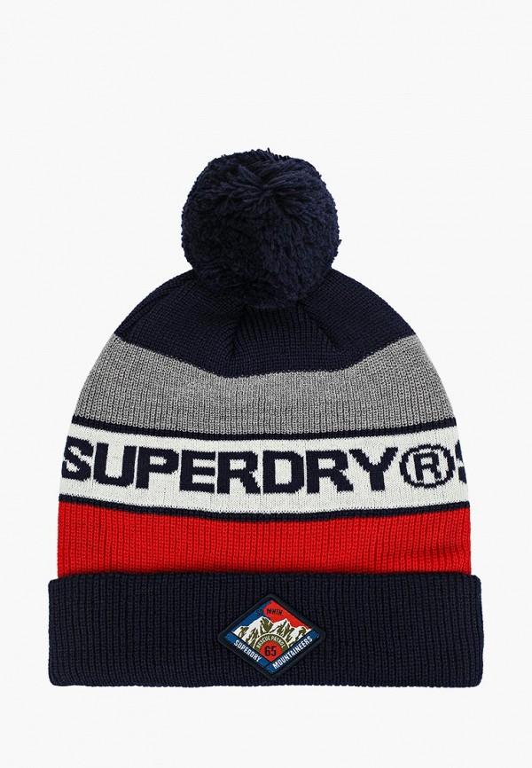 Шапка Superdry Superdry SU789CMBYNP8