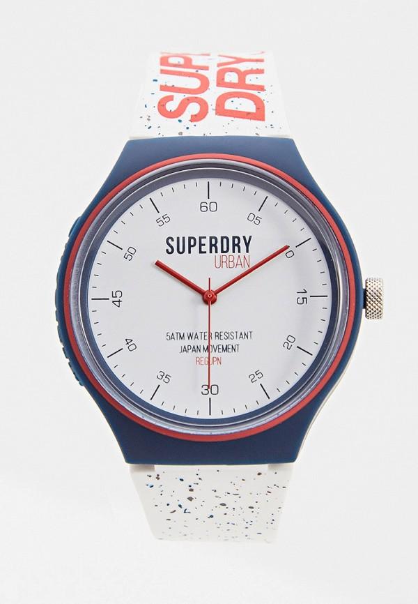 мужские часы superdry, разноцветные
