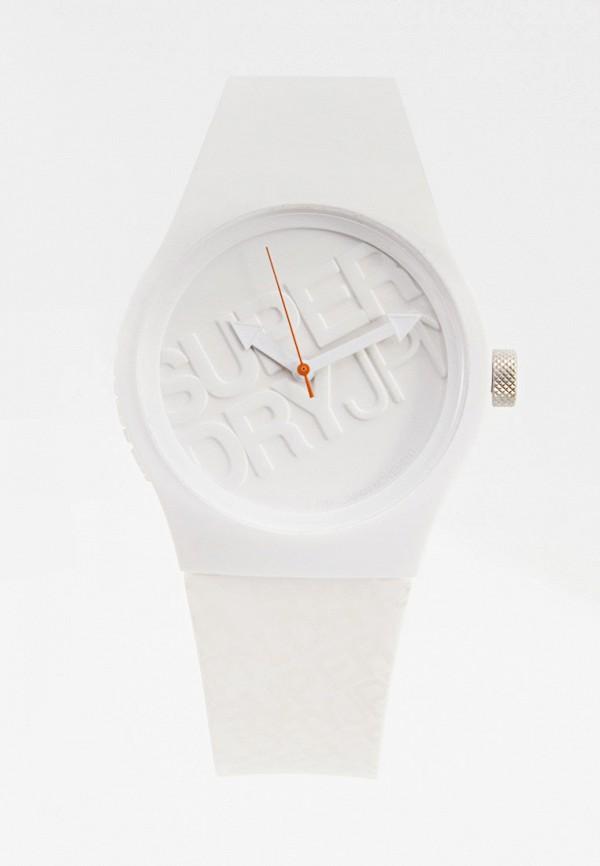 женские часы superdry, белые