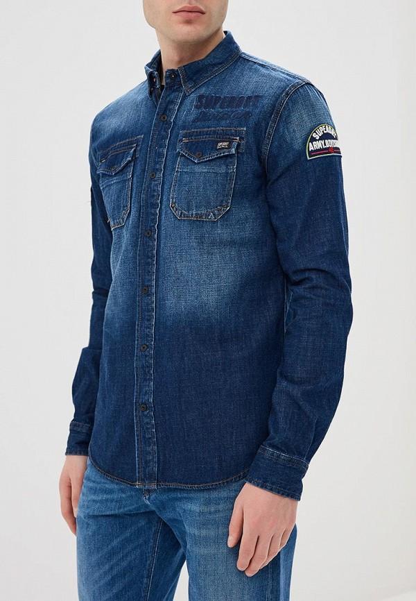 Рубашка джинсовая Superdry Superdry SU789EMAAAW6